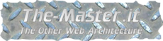 """""""The-Master.it"""" - The Other Web Architecture"""